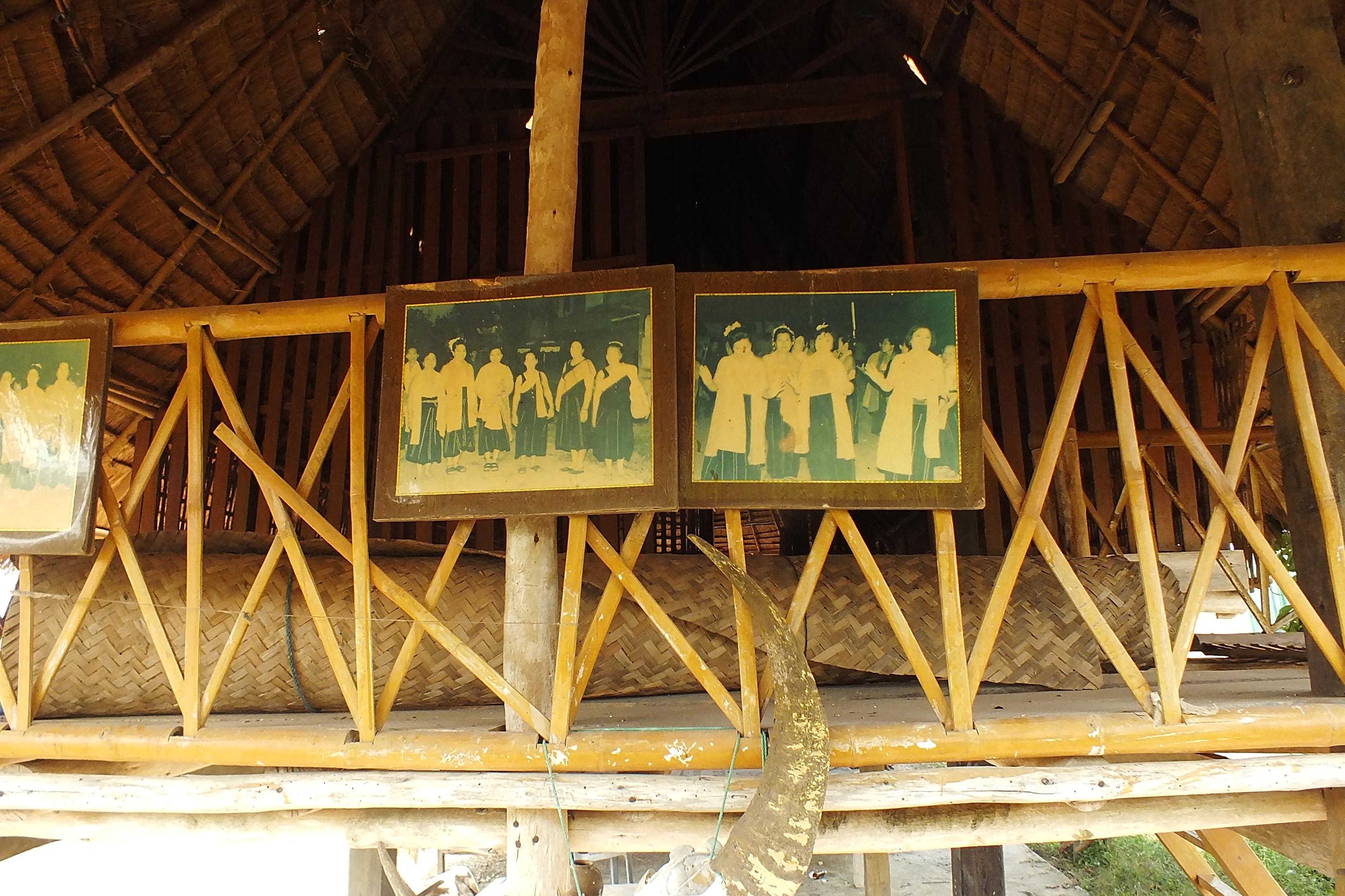 ศูนย์วัฒนธรรมไทยทรงดำ วัดดอนอภัย อำเภอบางระกำ จังหวัดพิษณุโลก