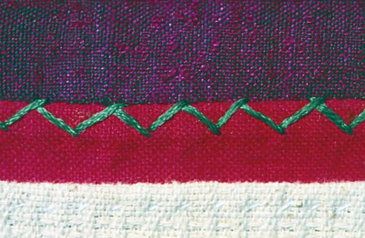 ผ้าของกลุ่มชาติพันธุ์ลาวครั่ง